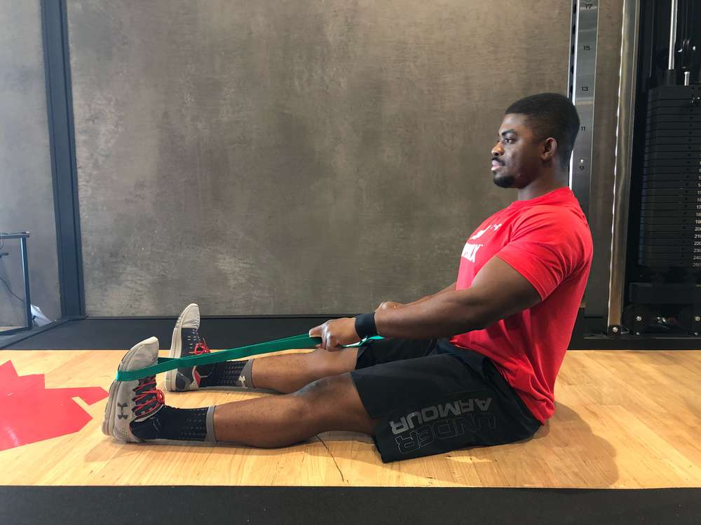 5 Calf Stretches