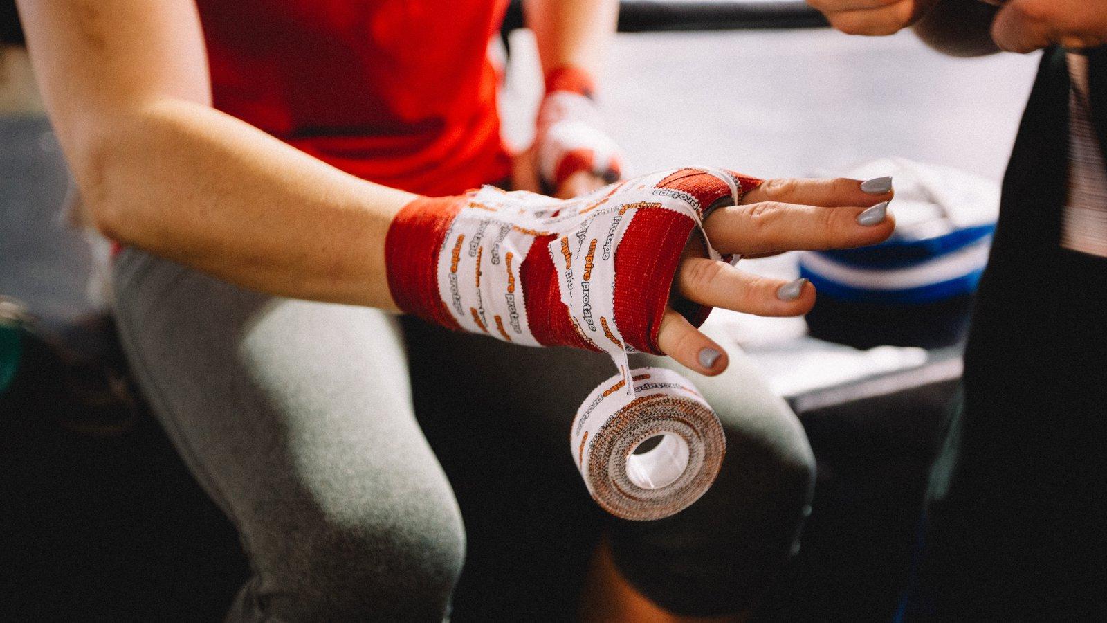 Boxing as Postnatal Exercise