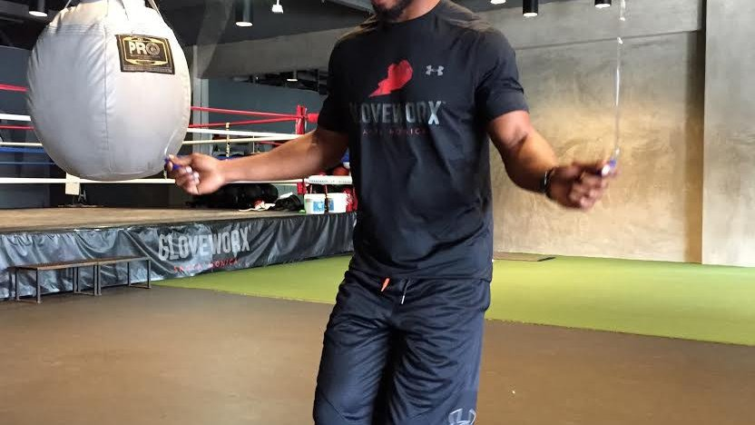 Improve Your Pace with Gloveworx Coach Shaq Williams